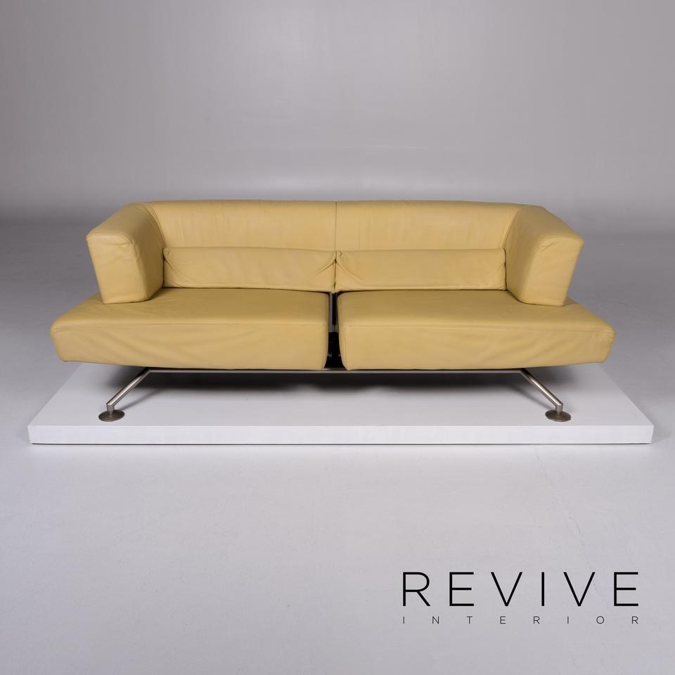 Full Size of Cor Cirleder Sofa Gelb Zweisitzer Couch 10231 Revive Ecksofa Garten Mit Relaxfunktion 3 Sitzer Hülsta Leinen Stoff In L Form Günstig Kaufen Stressless Sofa Sofa Gelb