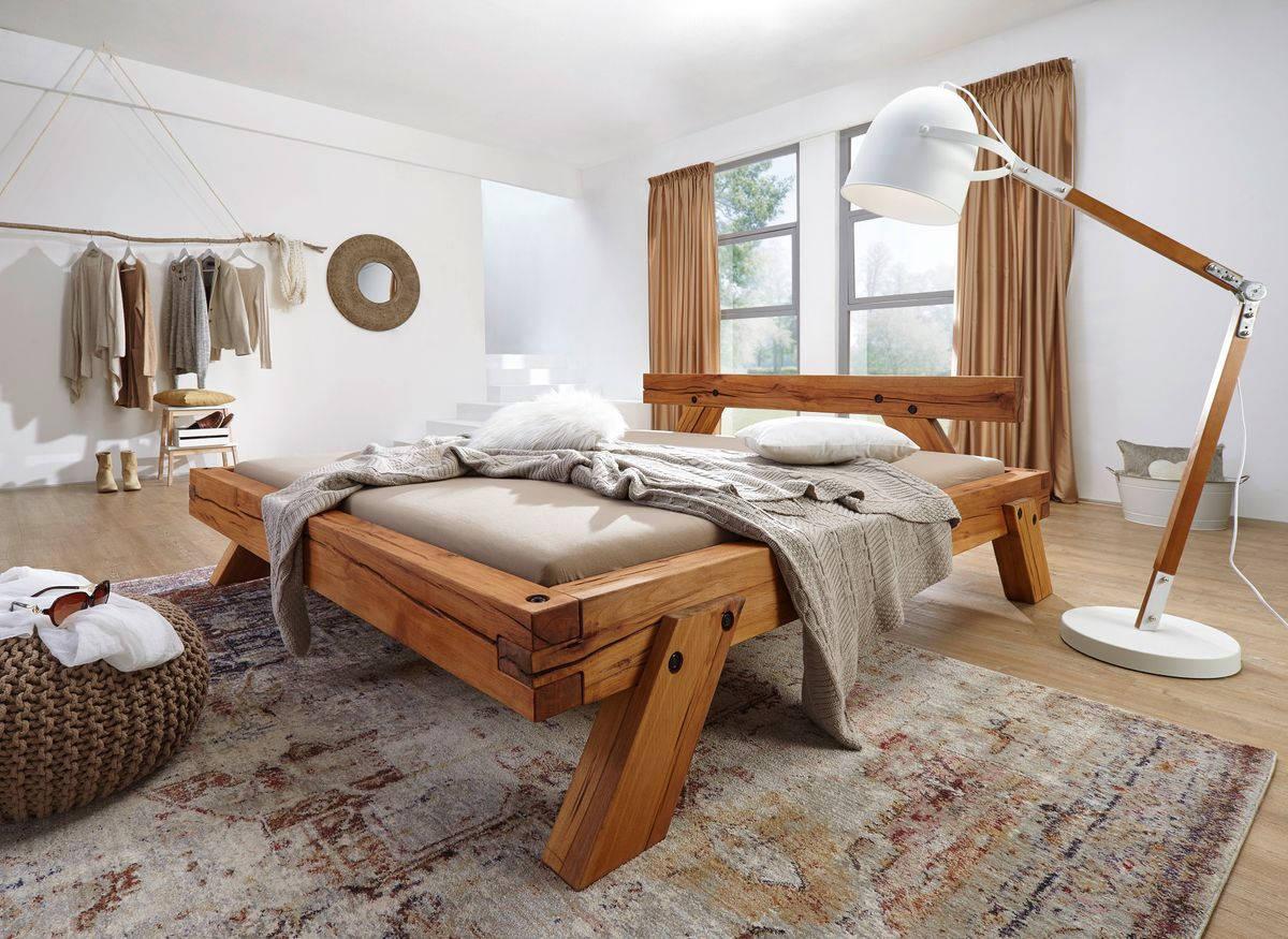 Full Size of Massiv Betten Balkenbett Gelt 140x200 Cm Bett Wildbuche Modern Rustikal Günstige 180x200 Mit Aufbewahrung Bei Ikea Ottoversand Günstig Kaufen Amazon Ruf Bett Massiv Betten