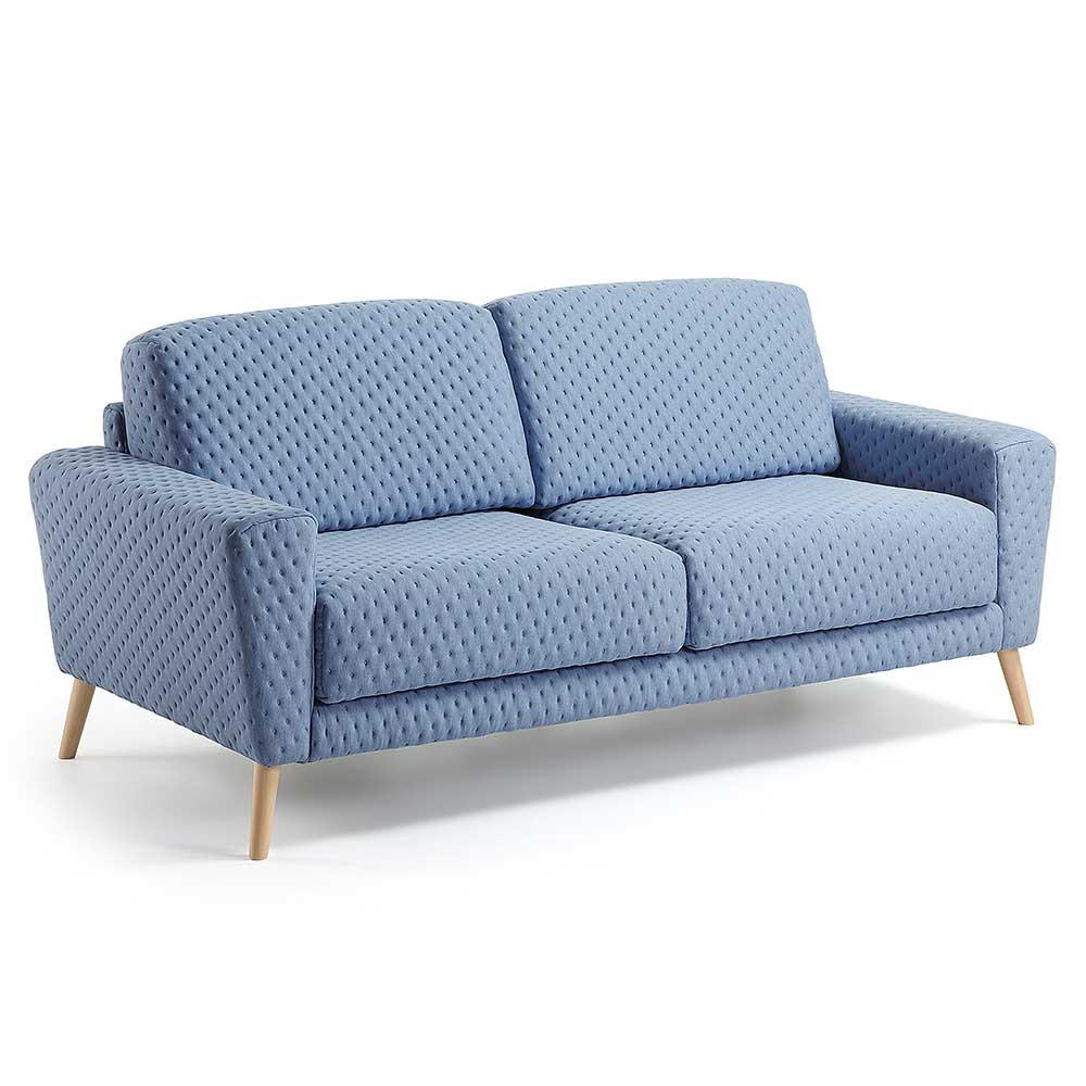 Full Size of Sofa Breit Schickes In Hellblau 192cm Casai Wohnende Bunt überzug Eck 2 Sitzer Alternatives Grünes Modulares L Mit Schlaffunktion Rattan Garten Kare Stoff Sofa Sofa Breit