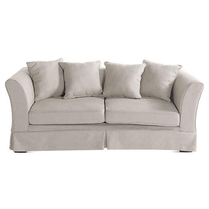 Medium Size of Leinen Sofa 3 Sitzer Ihlow Beige L196 T86 H73 L Mit Schlaffunktion Mondo Schlafsofa Liegefläche 160x200 Hersteller Bunt Ewald Schillig Kolonialstil Grünes Sofa Leinen Sofa