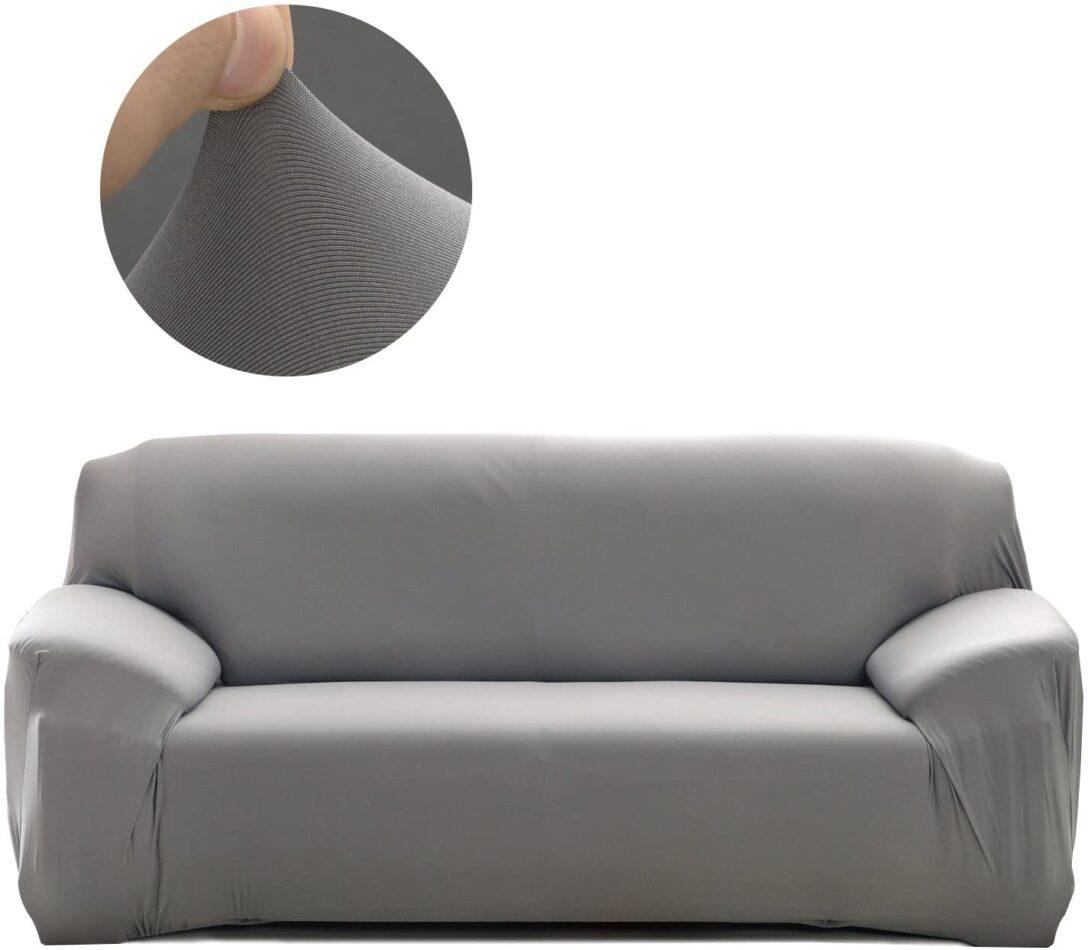 Large Size of Sofa Spannbezug Amazonde Cornasee Elastischer Sofabezug 2 Sitzer Weißes Hay Mags Mondo Mit Verstellbarer Sitztiefe Stoff Wk Himolla Boxspring Kleines Sofa Sofa Spannbezug