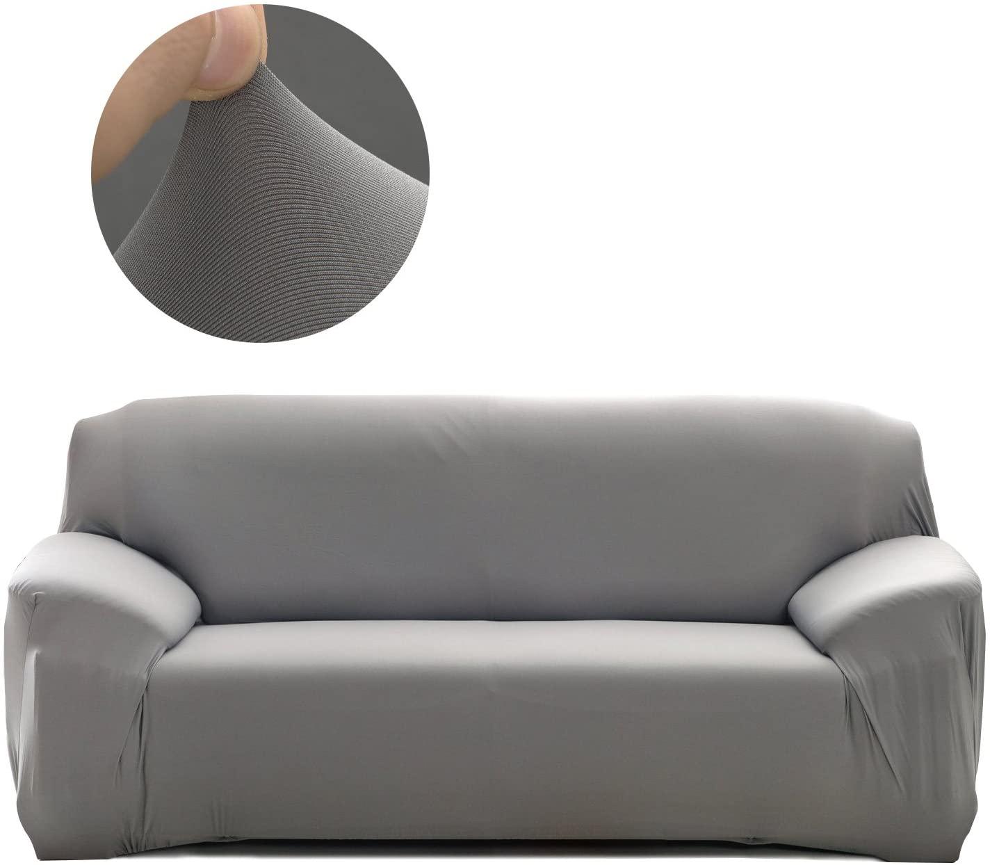Full Size of Sofa Spannbezug Amazonde Cornasee Elastischer Sofabezug 2 Sitzer Weißes Hay Mags Mondo Mit Verstellbarer Sitztiefe Stoff Wk Himolla Boxspring Kleines Sofa Sofa Spannbezug