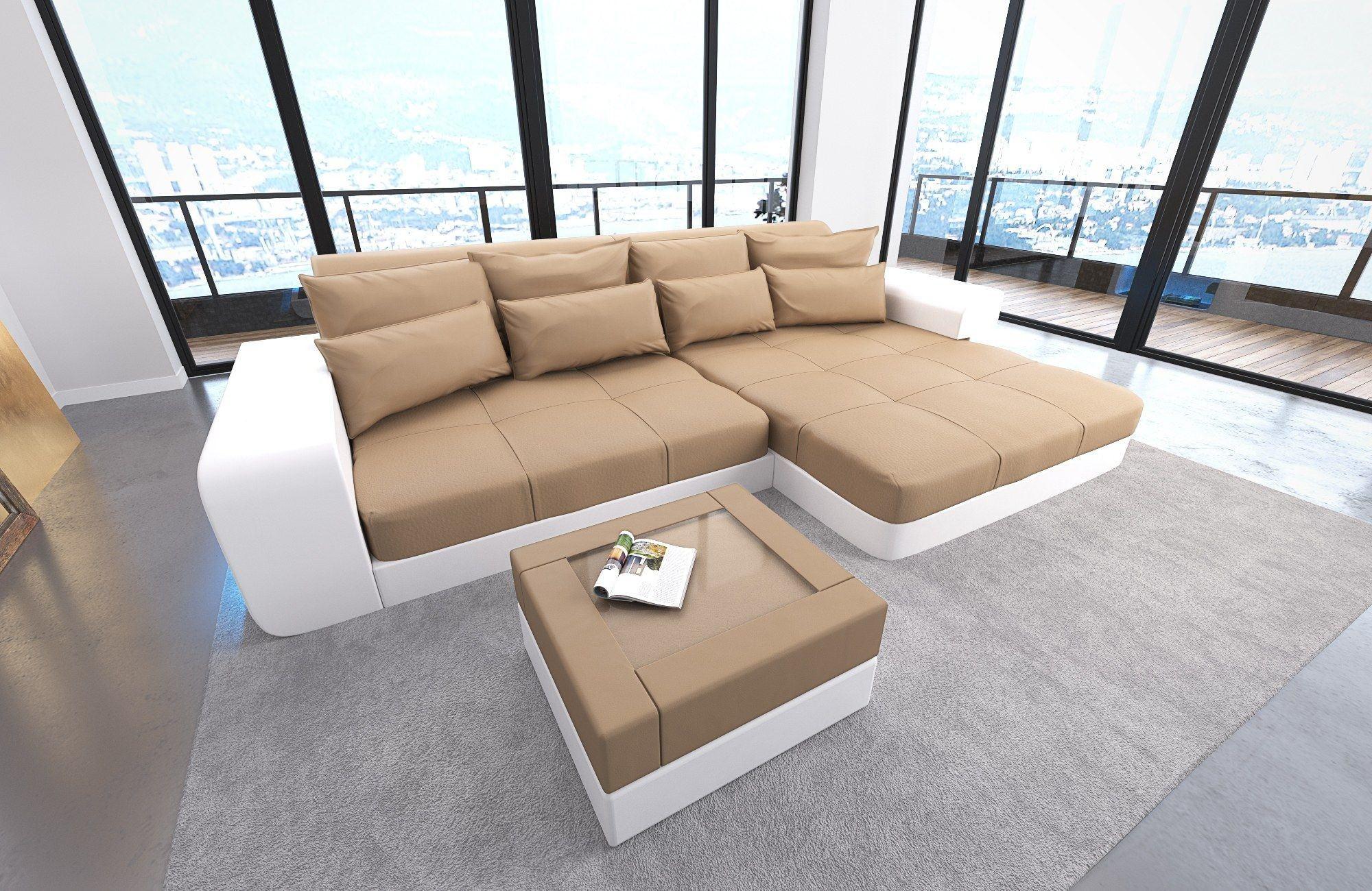 Full Size of Big Sofa Milano Als Ledersofa Zum Relaxen Lounge Mit Licht Hersteller Weißes Flexform Koinor Schlaf Canape Home Affaire Relaxfunktion Le Corbusier 3er Grau Sofa Big Sofa Leder