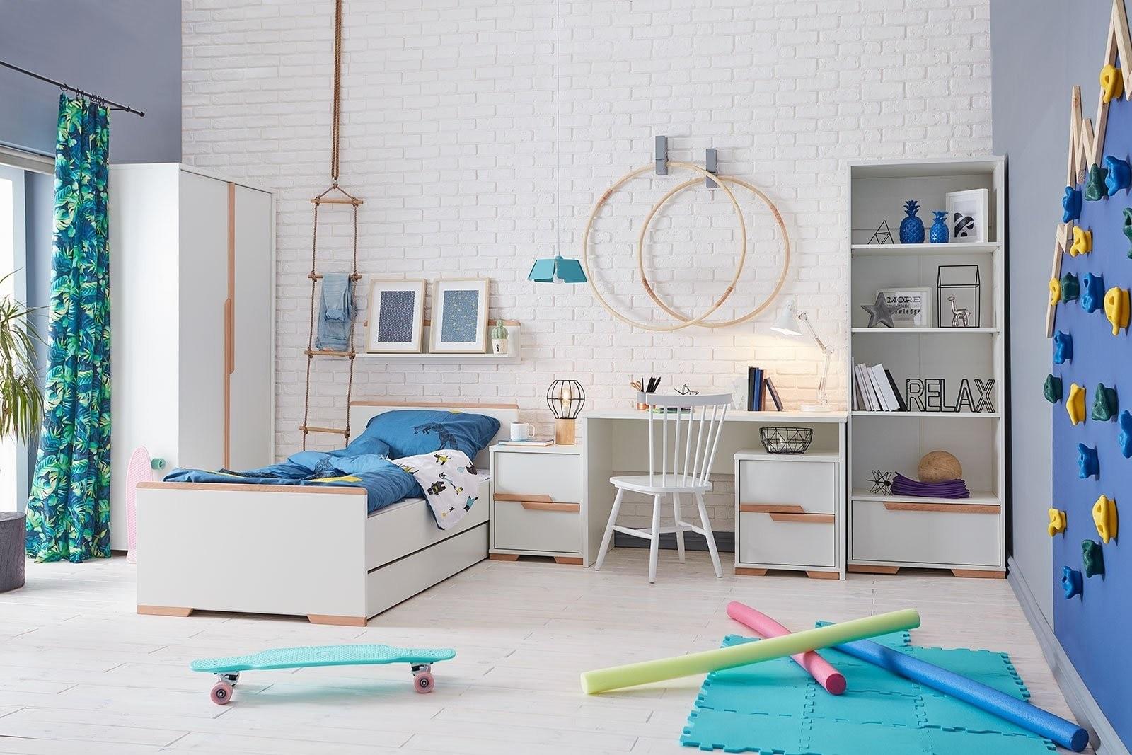 Full Size of Jugendzimmer Bett Set Snap Von Pinio 4 Tlg Bestehend Aus Französische Betten Luxus Konfigurieren Sofa Mit Bettkasten Skandinavisch Boxspring Selber Bauen Bett Jugendzimmer Bett
