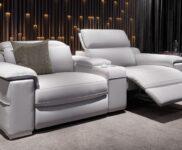Heimkino Sofa