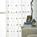 Gardine Sterne Fr Scheibengardinen Küche Sofa Regale Regal Gardinen Für Fenster Die Weiß Kinderzimmer Gardine Kinderzimmer