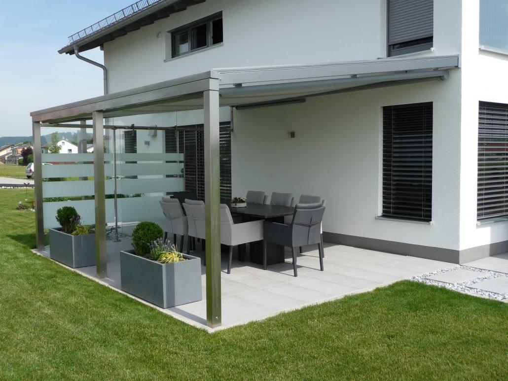 Full Size of Gartenüberdachung Terrassenberdachungen Aus Edelstahl Und Glas Mmt Inogmbh Garten Gartenüberdachung