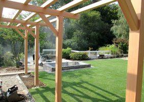 Garten Pergola