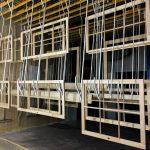 Lackieren 2 Fenster Fabrik Sichherheit Einbruch Insektenschutzgitter Fliegengitter Für Mit Eingebauten Rolladen Rc Schräge Abdunkeln Kunststoff Sichtschutz Fenster Rc3 Fenster
