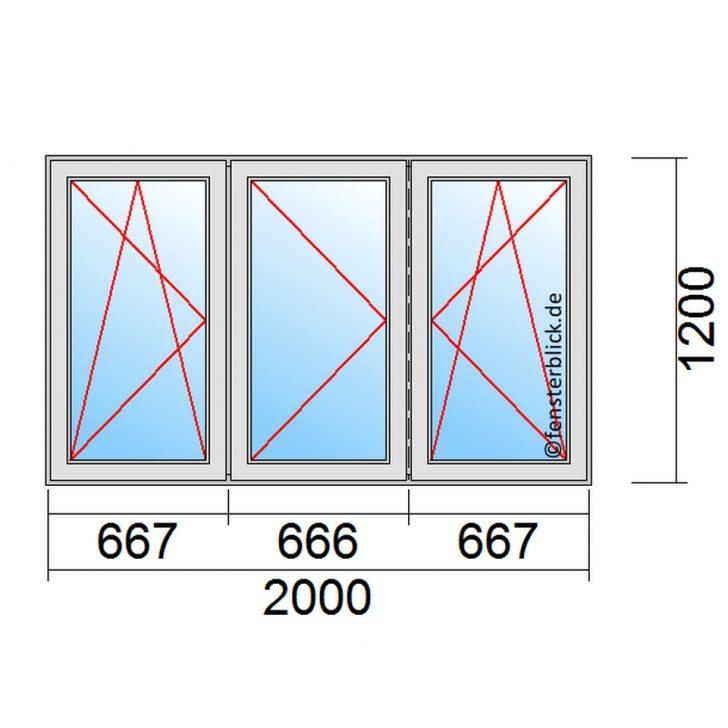 Medium Size of Standardmaße Fenster 200x120cm Zu Gnstigen Preisen Fensterblickde Putzen Polen Velux Kaufen Winkhaus Kbe Beleuchtung Mit Rolladen Einbruchschutz Nachrüsten Fenster Standardmaße Fenster