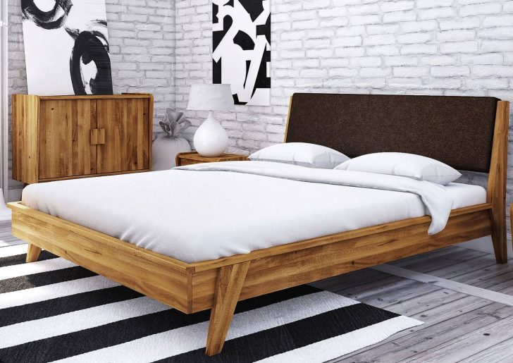 Medium Size of 160x200 Bett Wildeiche Cm Braun Aus Massivholz Massivholzmbel 120x200 Betten Holz Kopfteil Dico 200x200 Günstig Kaufen Mit Schubladen Komplett Massiv 180x200 Bett 160x200 Bett