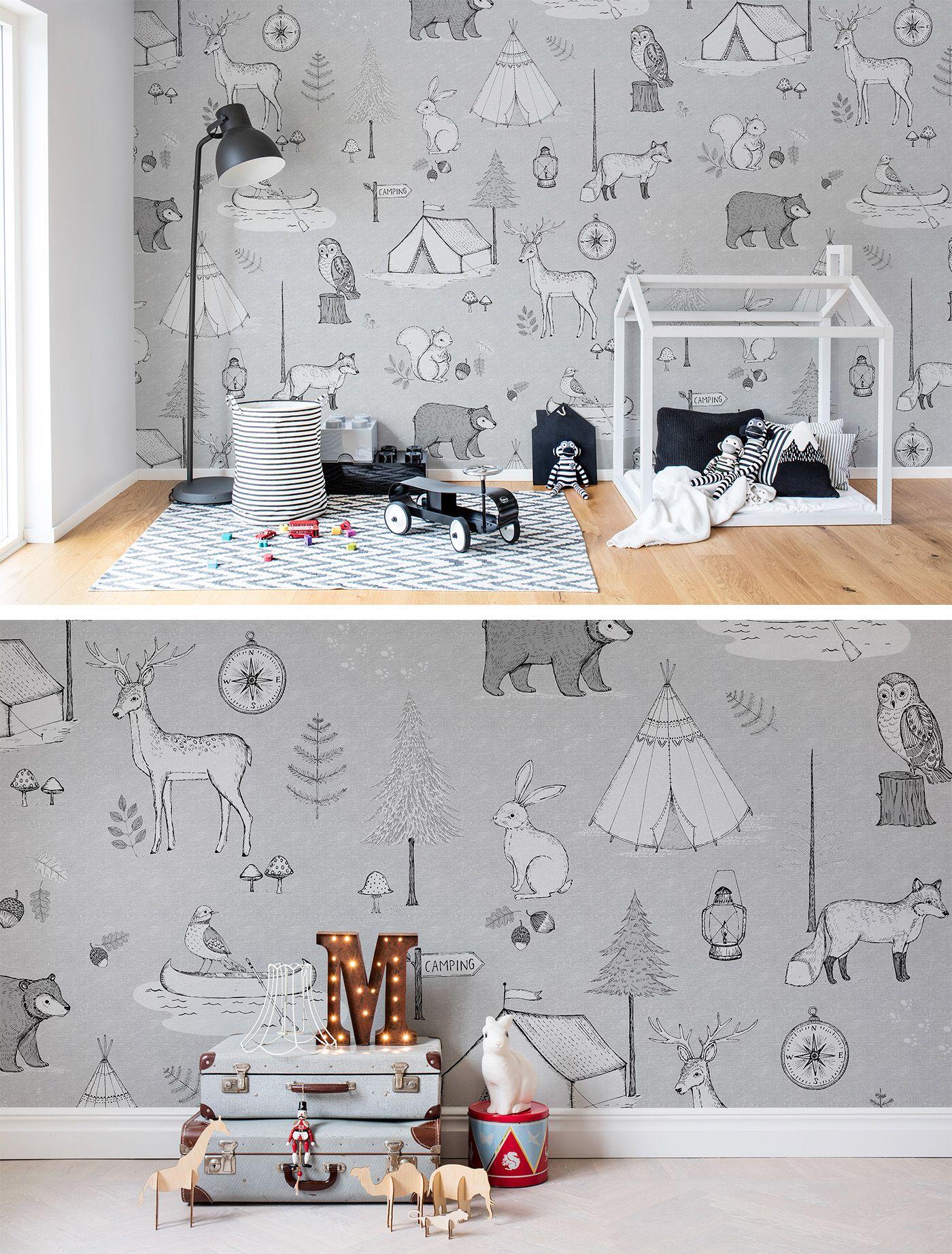 Full Size of Tapeten Kinderzimmer Regal Weiß Fototapeten Wohnzimmer Für Küche Die Sofa Regale Schlafzimmer Ideen Kinderzimmer Tapeten Kinderzimmer