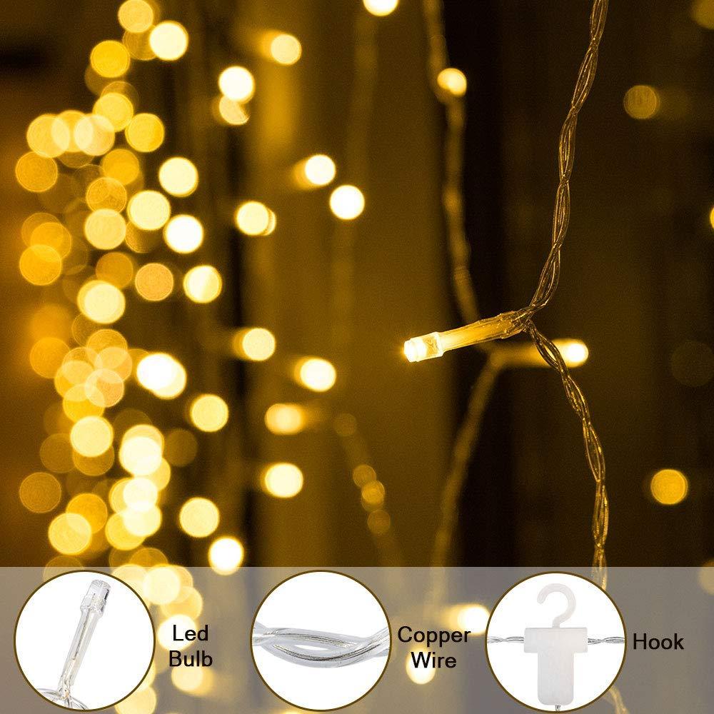 Full Size of Weihnachtsbeleuchtung Fenster Bloomwin Usb Lichtervorhang 3x0 Pvc Dänische Sichtschutzfolie Einseitig Durchsichtig Einbruchsicherung Holz Alu Preise Mit Fenster Weihnachtsbeleuchtung Fenster