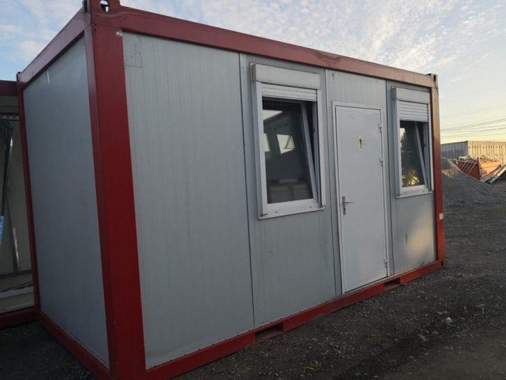 Medium Size of Gebrauchte Fenster Kaufen Brocontainer Gebraucht 16 Fu 4 Rundes Verdunkeln Küche Landhaus Mit Rolladen Regal Velux Preise Schüco Konfigurator 120x120 Fenster Gebrauchte Fenster Kaufen