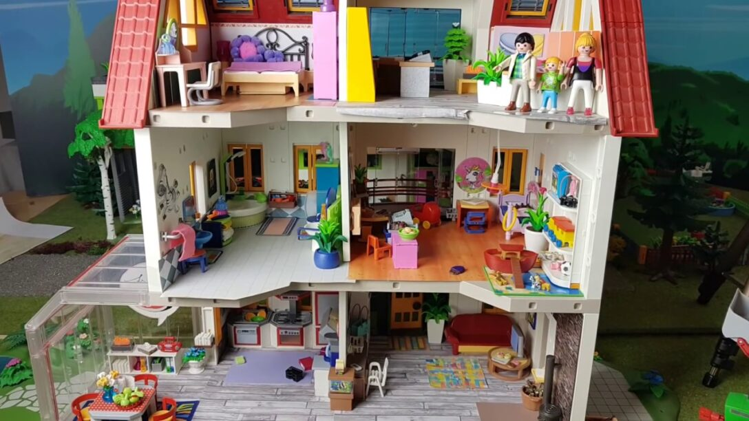 Large Size of Luxusvilla Frhling Kinderzimmer Einrichten Pimp My Playmobil Regale Regal Sofa Weiß Kinderzimmer Kinderzimmer Einrichtung
