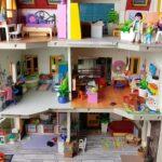 Kinderzimmer Einrichtung Kinderzimmer Luxusvilla Frhling Kinderzimmer Einrichten Pimp My Playmobil Regale Regal Sofa Weiß
