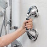 Haltegriff Dusche Dusche Haltegriff Griff Bad Wc Badezimmer Badewanne Dusche Ebenerdige Bodengleiche Kaufen Pendeltür Begehbare Ohne Tür Grohe Thermostat Siphon Kosten 80x80