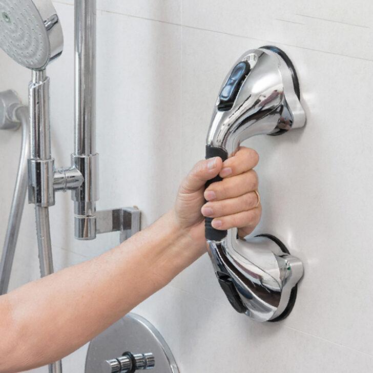 Medium Size of Haltegriff Griff Bad Wc Badezimmer Badewanne Dusche Ebenerdige Bodengleiche Kaufen Pendeltür Begehbare Ohne Tür Grohe Thermostat Siphon Kosten 80x80 Dusche Haltegriff Dusche