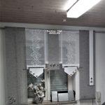 Gardinen Moderne Schiebegardinen Ein Designerstck Von Deckenlampen Wohnzimmer Modern Modernes Bett 180x200 Tapete Küche Sofa Bilder Fürs Landhausküche Wohnzimmer Küchengardinen Modern