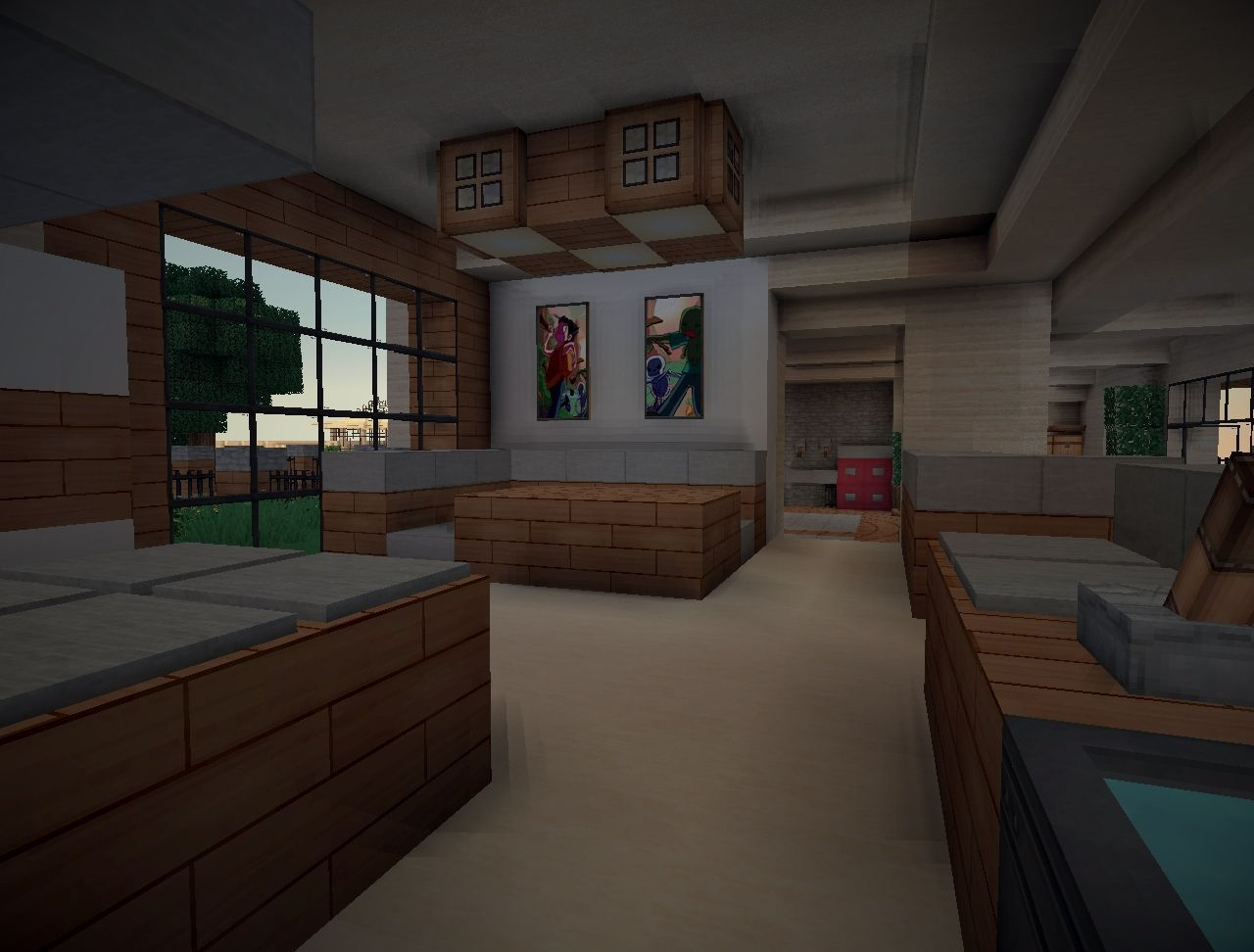 Full Size of Minecraft Küche Kitchen Designs Kitchens Furniture Modern Style Aufbewahrung Hochglanz Grau Weiße Grillplatte Büroküche Handtuchhalter Salamander Wohnzimmer Minecraft Küche
