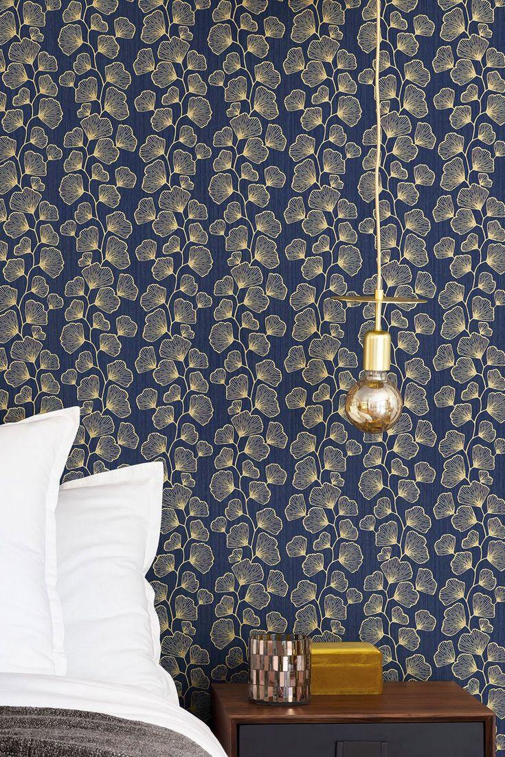 Full Size of Tapete Belinda Blau In 2020 Tapeten Modernes Bett Küche Holz Modern Design Moderne Esstische Duschen Sofa 180x200 Bilder Fürs Wohnzimmer Fototapeten Wohnzimmer Tapeten Modern