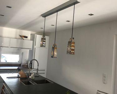Küchenleuchte Wohnzimmer Küchenleuchte Unsere Neue Kchenleuchte Kche