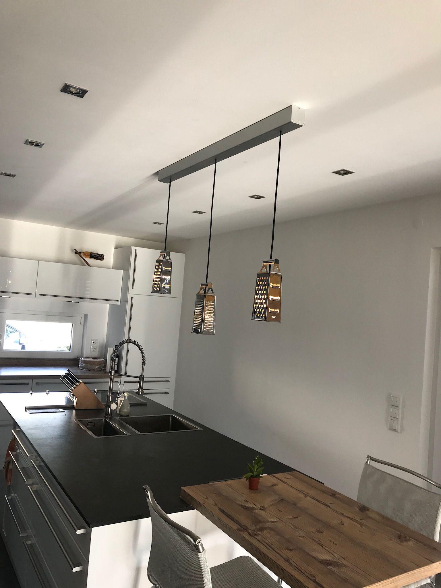 Full Size of Küchenleuchte Unsere Neue Kchenleuchte Kche Wohnzimmer Küchenleuchte