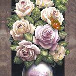 Fototapete Blumen Blumenwiese Kaufen Bunte Dunkel Weiss Vintage Fototapeten 3d Rosa Schlafzimmer Komar Aquarell Vlies Rosen Blume Küche Wohnzimmer Fenster Wohnzimmer Fototapete Blumen