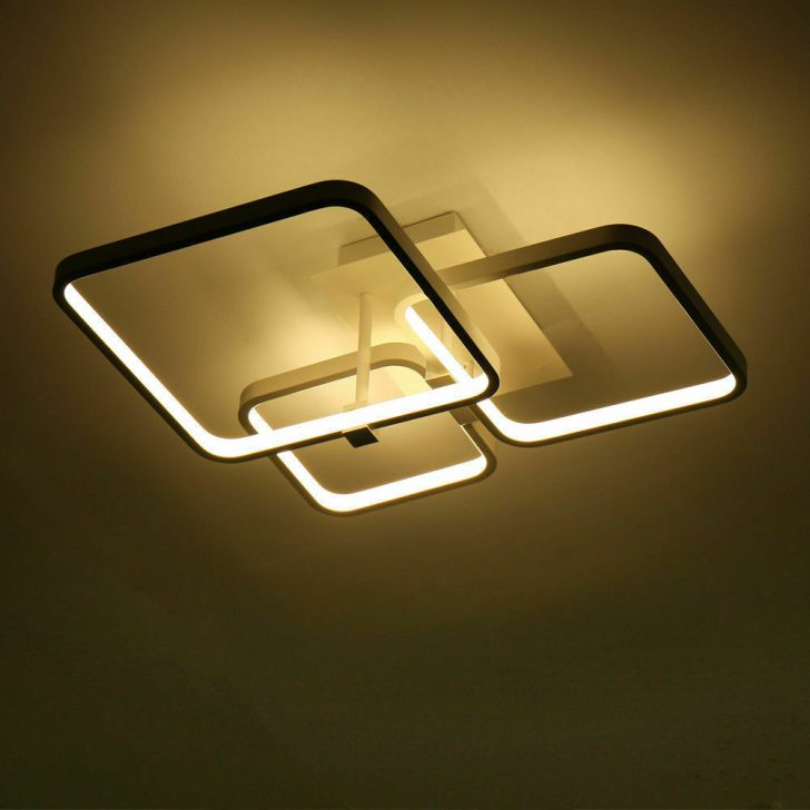 Medium Size of Deckenlampen Schlafzimmer Led Deckenleuchte Geometrie Design Deckenlampe Weiss Wohnzimmer Stuhl Für Stehlampe Massivholz Weißes Komplett Weiß Schränke Wohnzimmer Deckenlampen Schlafzimmer