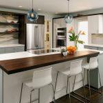 Küchentapeten Wohnzimmer Beste Kleine Kche Design Lsungen Mit Insel