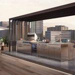 Mobile Outdoor Küche Wohnzimmer Outdoor Kche Tipps Fr Das Kochen Im Sonnenschein Unterschränke Küche Massivholzküche Grifflose Abfallbehälter Regal Ohne Hängeschränke Ikea Kosten