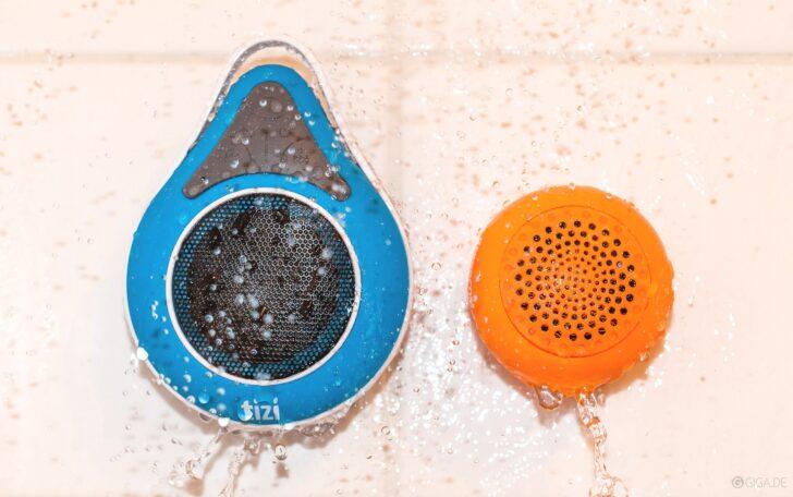 Medium Size of Bluetooth Lautsprecher Dusche Wasserdichte Im Test Tizi Duschndance Mischbatterie Begehbare Fliesen Ebenerdige Bodengleiche Nachträglich Einbauen Rainshower Dusche Bluetooth Lautsprecher Dusche