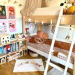 Kinderzimmer Dekoration Kinderzimmer Hochbett Kinderzimmer Dekoration Couch Sofa Regal Weiß Regale Wohnzimmer