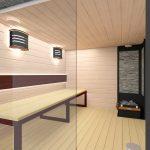 Sauna Selber Bauen Wie Kann Man Eine Fliesenspiegel Küche Machen Regale Bodengleiche Dusche Einbauen Bett Kopfteil 140x200 Fenster Rolladen Nachträglich Pool Wohnzimmer Sauna Selber Bauen