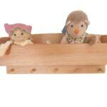 Garderobe Kinderzimmer Kinderzimmer Natur Holz Wand Garderobe Spielzeug Peitz Regal Kinderzimmer Weiß Regale Sofa