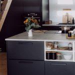 Ikea Kche Mit Freistehendem Kchenblock Hängeschrank Küche Kosten Badezimmer Bad Weiß Hochglanz Modulküche Höhe Glastüren Betten Bei 160x200 Miniküche Wohnzimmer Hängeschrank Ikea