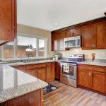 Moderne Holzkche Auf Kchenliebhaberde Wohnzimmer Holzküchen