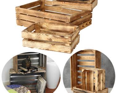 Regal Aus Kisten Regal Regal Aus Kisten Holzkisten Selber Bauen System Holz Basteln Regale 3wein Kiste Braun Geflammt Wein Apfel Obst Glasböden Hängeregal Küche Bad Saarow