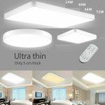 Mbel Wohnen Beleuchtung Led Deckenlampe Deckenleuchte Spot Wohnzimmer Küchenlampen