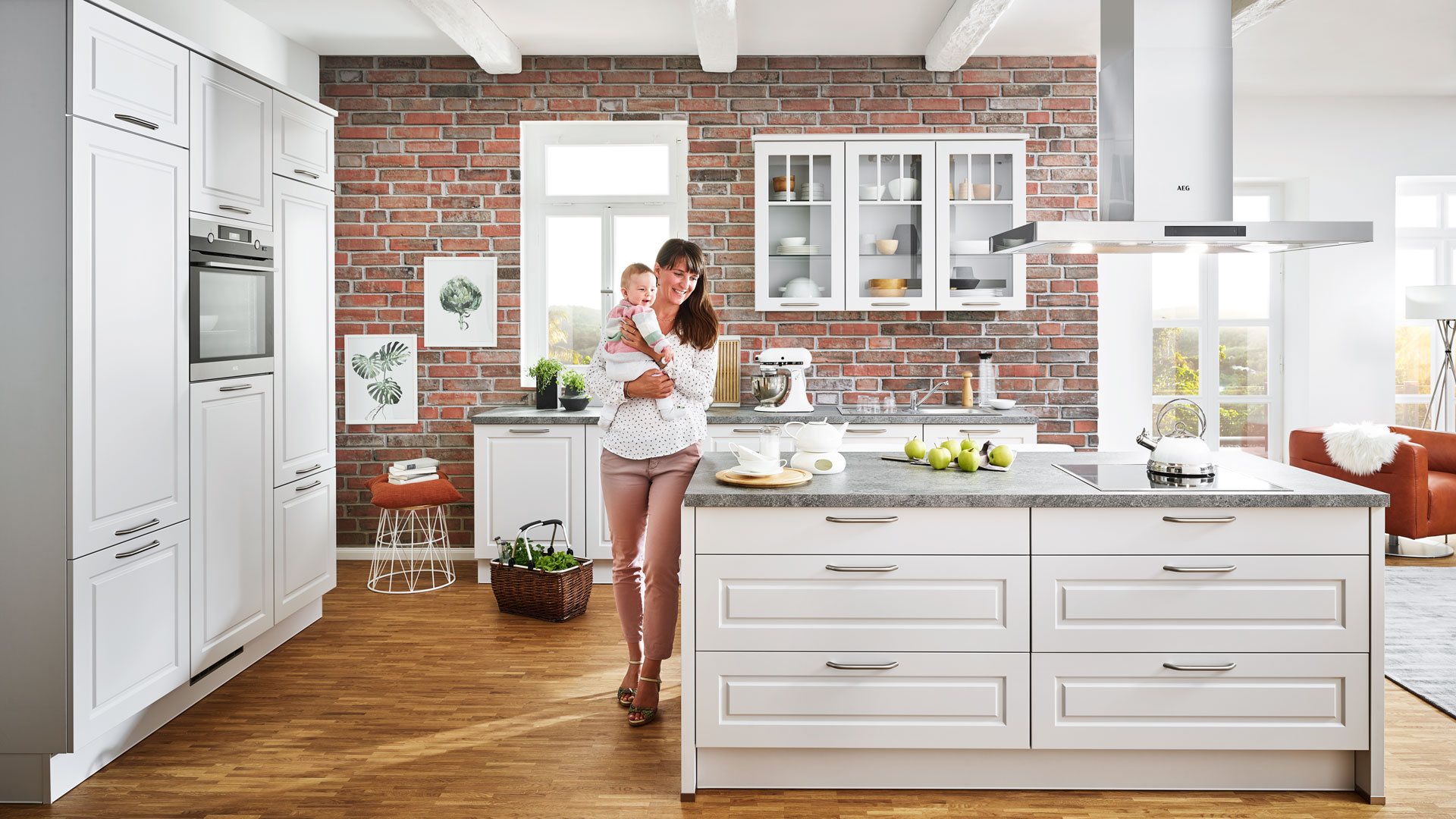 Full Size of Küchen Aktuell New Country Style Regal Wohnzimmer Küchen Aktuell