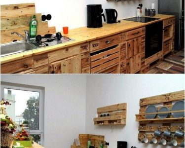 Paletten Küche Wohnzimmer Recycelte Holzpaletten Erfolge Kche Aus Paletten Miniküche Wanddeko Küche Edelstahlküche Fliesenspiegel Singleküche Bodenbeläge Komplette Fliesen Für