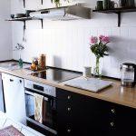 Küche Diy Kchenrenovierung Unter 200 Deine Gnstge Kche Beistellregal Treteimer Ikea Miniküche Wandbelag Vinyl Alno Einrichten Rückwand Glas Hängeschrank Wohnzimmer Küche Diy