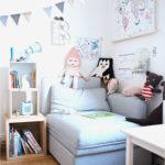 Kinderzimmer Einrichten Junge Kinderzimmer Kinderzimmer Einrichten Junge 9 Jahre Traumhaus Kleine Küche Regale Badezimmer Regal Weiß Sofa