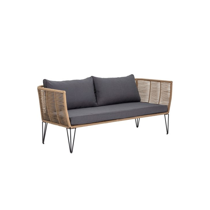 Medium Size of Outdoor Sofa Wetterfest Ikea Couch Lounge Ourdoor Von Bloomingville Online Bei Milanaricom Jugendzimmer Landhaus Sofort Lieferbar Wildleder Leder Hussen Led Wohnzimmer Outdoor Sofa Wetterfest