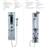 Duschsäulen Dusche Designing Water Katalog Duschsulen Duschsäulen
