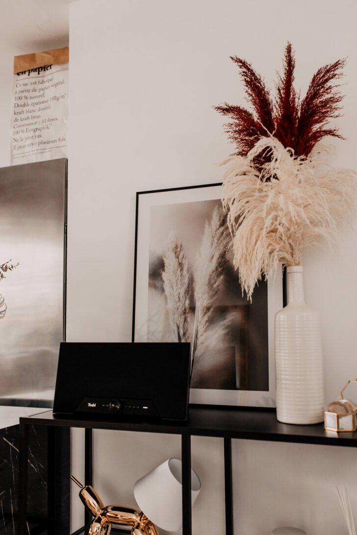 Medium Size of Wandgestaltung Küche Mit Bildern Meine Ideen Fr Kche Und Wohnzimmer Rolladenschrank Holzbrett Eckschrank Günstig Elektrogeräten Tapeten Für Selbst Wohnzimmer Wandgestaltung Küche