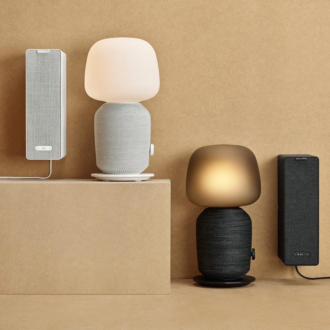 Large Size of Ikea Deckenlampe Smarte Lampe Mit Sonos Speaker Wohnzimmer Modulküche Betten 160x200 Esstisch Küche Kosten Deckenlampen Modern Für Miniküche Sofa Wohnzimmer Ikea Deckenlampe