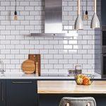 Fliesenspiegel Küche Modern Kchenfliesen So Finden Sie Richtigen Fliesen Fr Ihre Kche U Form Mit Theke Oberschrank Led Panel Elektrogeräten Ikea Miniküche Wohnzimmer Fliesenspiegel Küche Modern