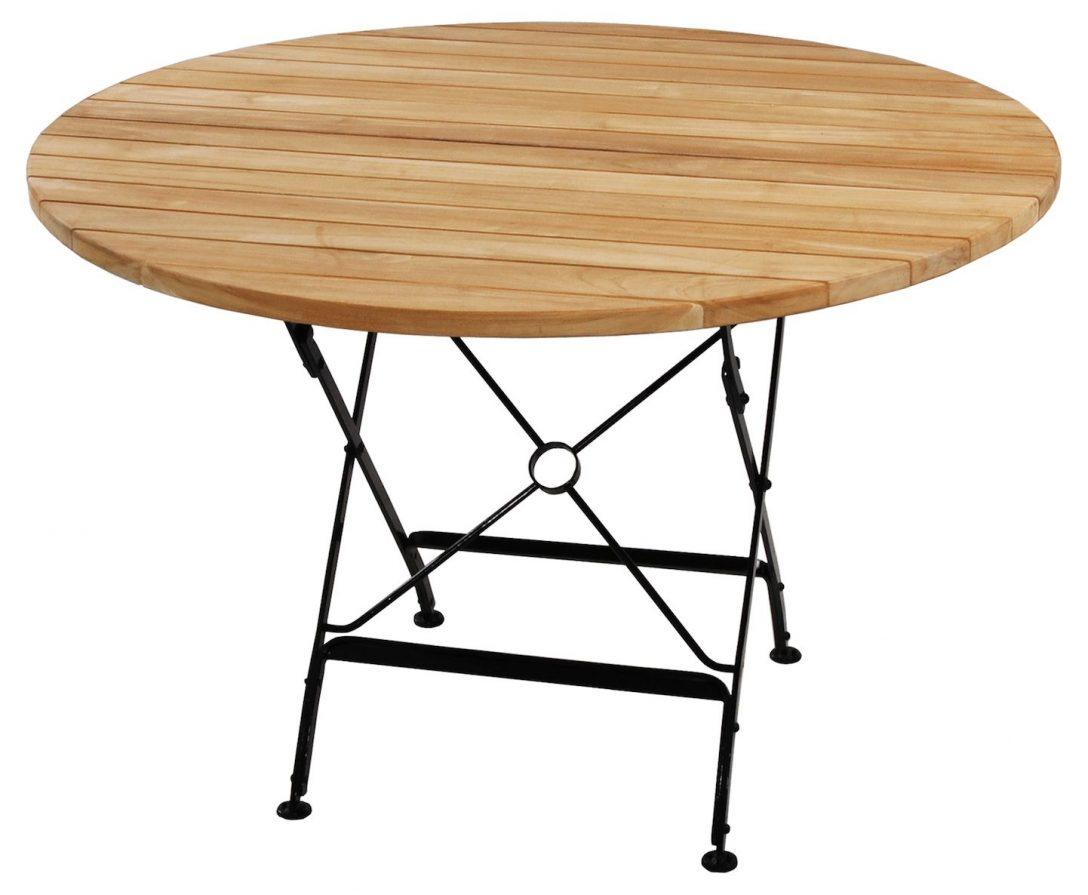 Large Size of Gartentisch Klappbar Zebra Florence Teakholz Tisch Rund Ausklappbares Bett Ausklappbar Wohnzimmer Gartentisch Klappbar