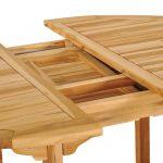 Gartentisch Holz Ausziehbar Teak 120 170 Cm Oval Borneo Massivholzküche Bad Unterschrank Esstisch Massivholz Holzbank Garten Holzplatte Holzhäuser Weiß Wohnzimmer Gartentisch Holz Ausziehbar